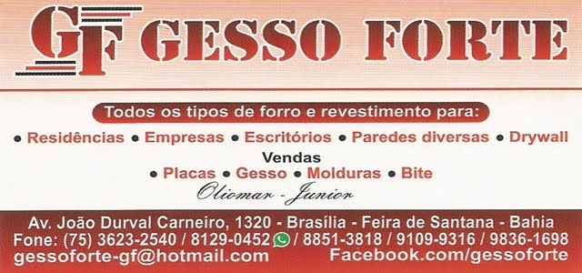 GESSO FORTE