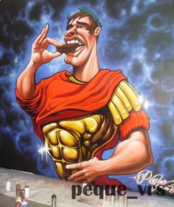 Graffitis legales