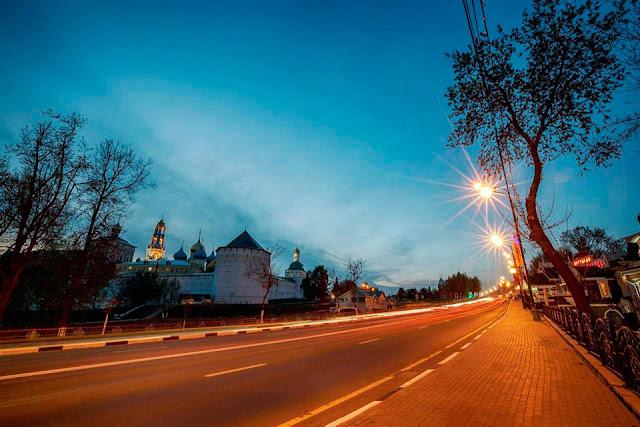 Сергиев Посад – первый по навигации