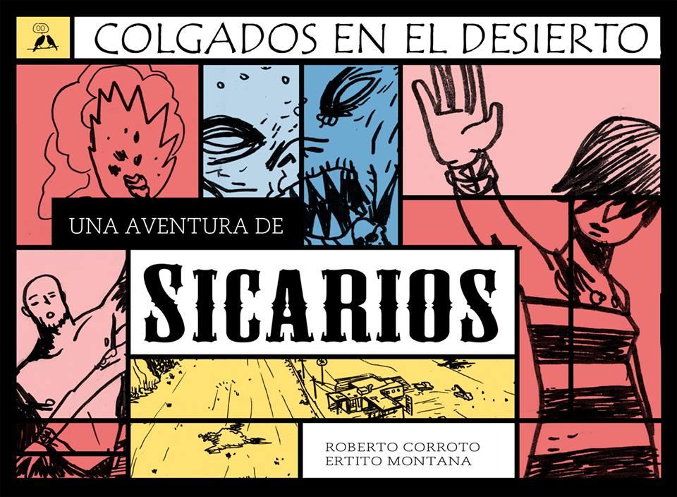 SICARIOS 2: COLGADOS EN EL DESIERTO