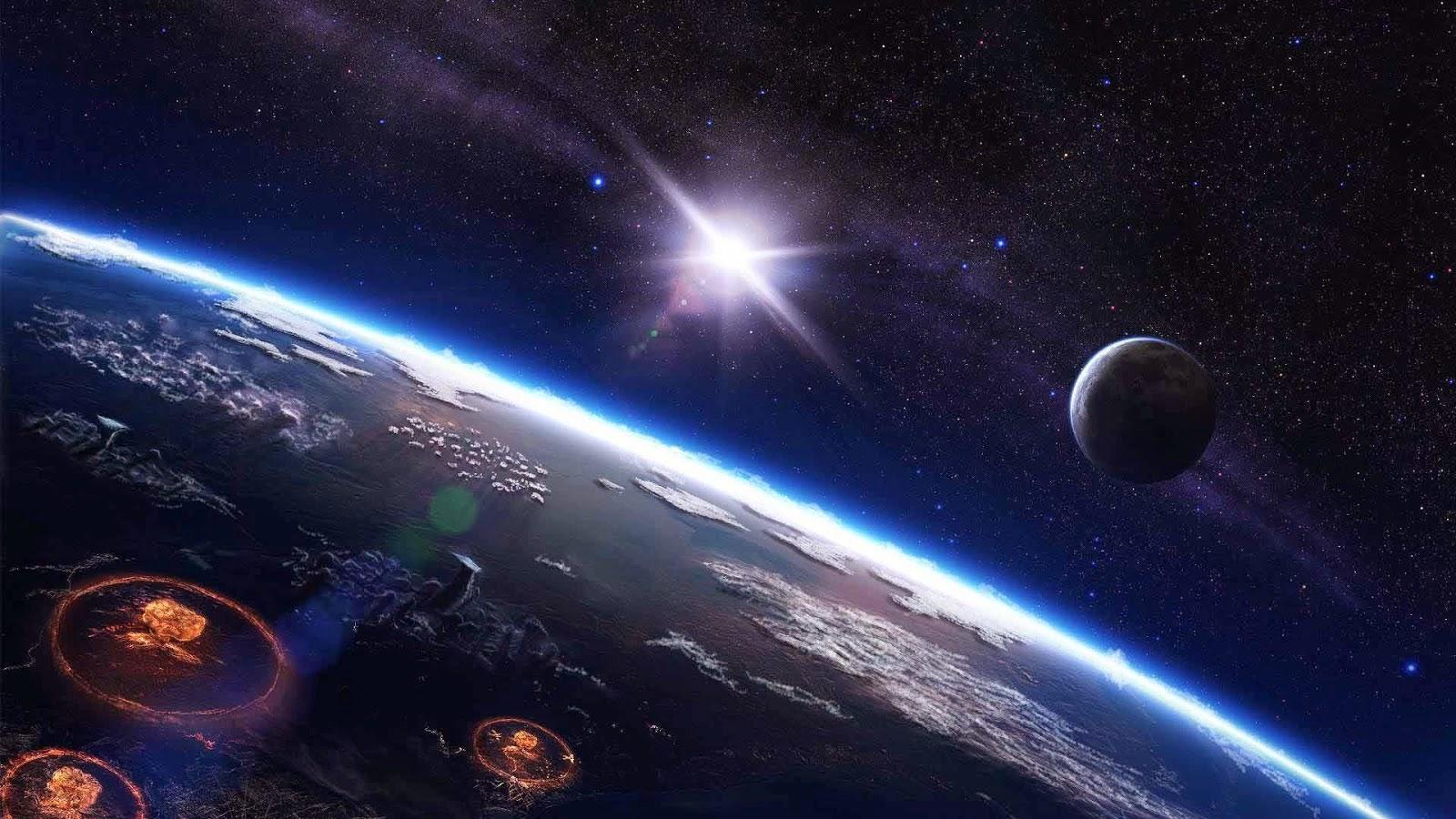 5 Peristiwa Langit yang Langka di Pekan Ini