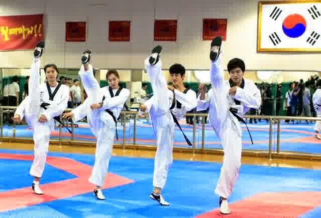 Taekwondo adalah