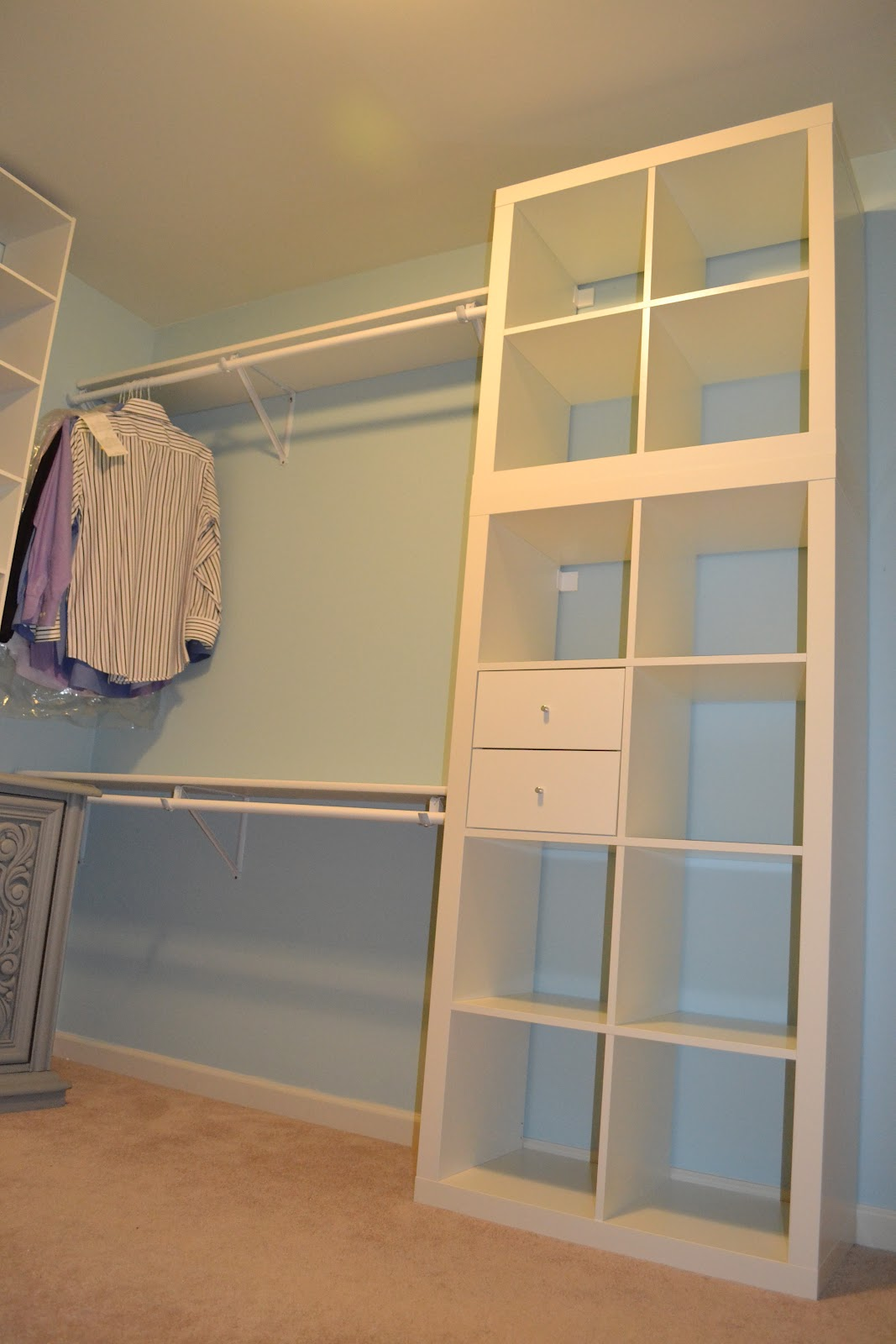 The Penny Parlor Master Closet Makeover