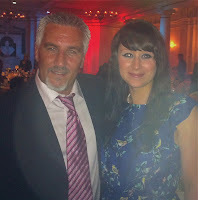 Paul Hollywood Gala Dinner