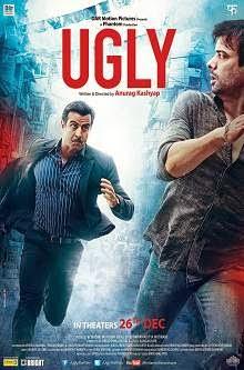 Ugly (2014) Hindi Movie Poster