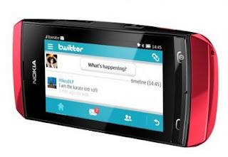 Harga Nokia Asha 305 Dan Spesifikasinya