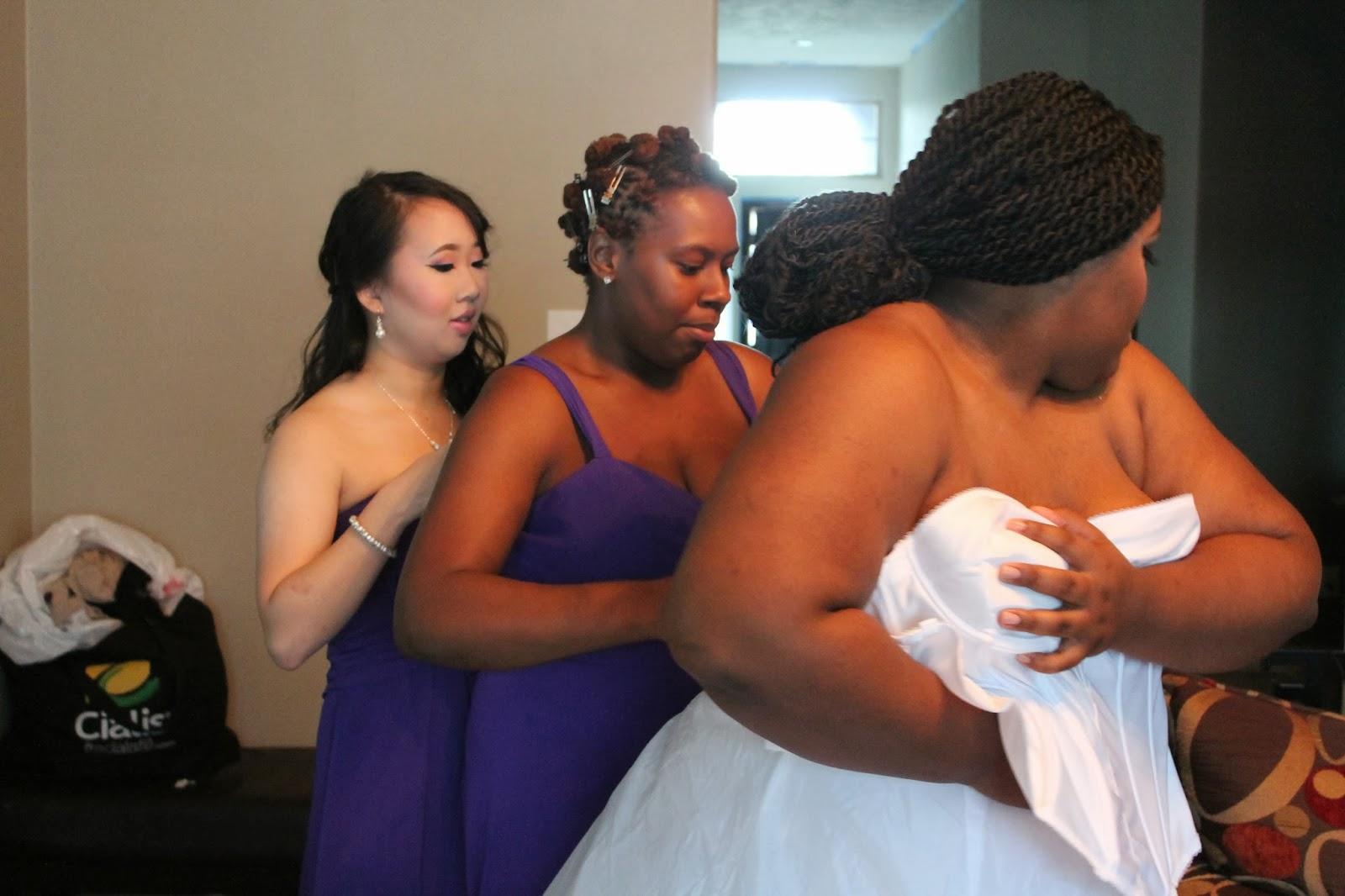 Elle Symone Designs Just Married