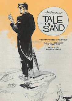 """Jim Henson's Tale of Sand"" Illustrated Screenplay"