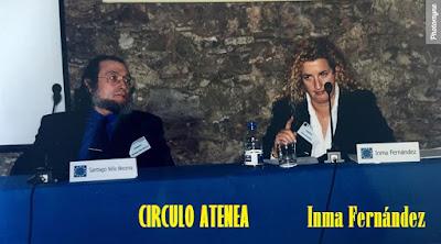 CIRCULO ATENEA - Inma Fernández