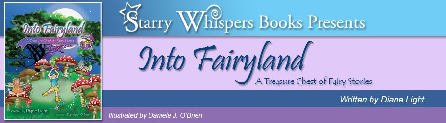 Starry Whispers Into Fairyland Book