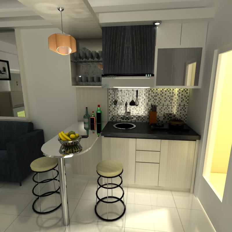 Djaya Dwipa Furniture: Paket Murah Interior Apartemen Full