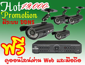 รับติดตั้งกล้องวงจรปิด CCTV