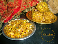 images for Vadagam Recipe / Thalippu Vengaya Vadagam Recipe / Thalippu Vadagam