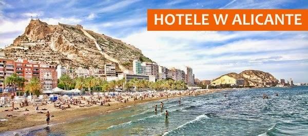 Alicante Hotele