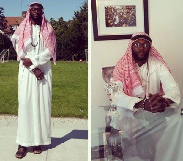Emmanuel Adebayor [2]