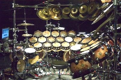 massive drum kit image