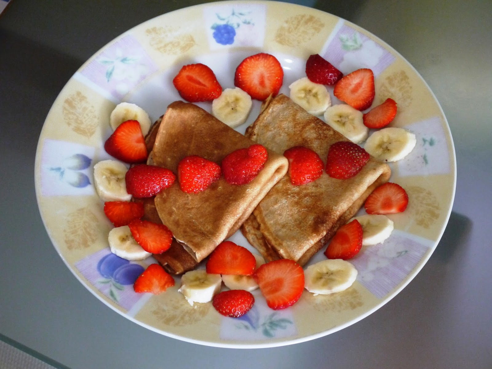 how to cook pre made crepes