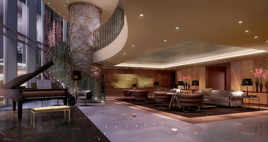 The Tallest Building Inside Worldwide Burj Khalifa Gives One Of Most High Priced Houses In UAE This Penthouse Has Five Bedrooms Each With Its