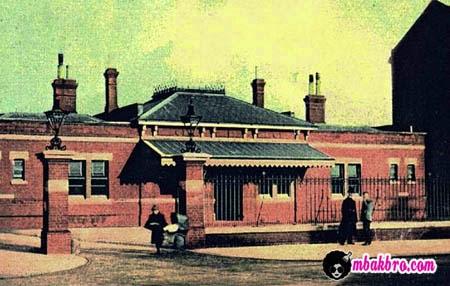 Stasiun Addiscombe ketika masih aktif
