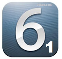 Update iOS 6.1
