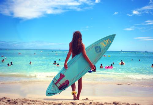 Con el surf podrás viajas a lugares increíbles