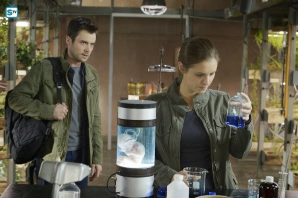 "Helix - The Ascendant - Review: ""I'll be Your Family Now, if You Want."""