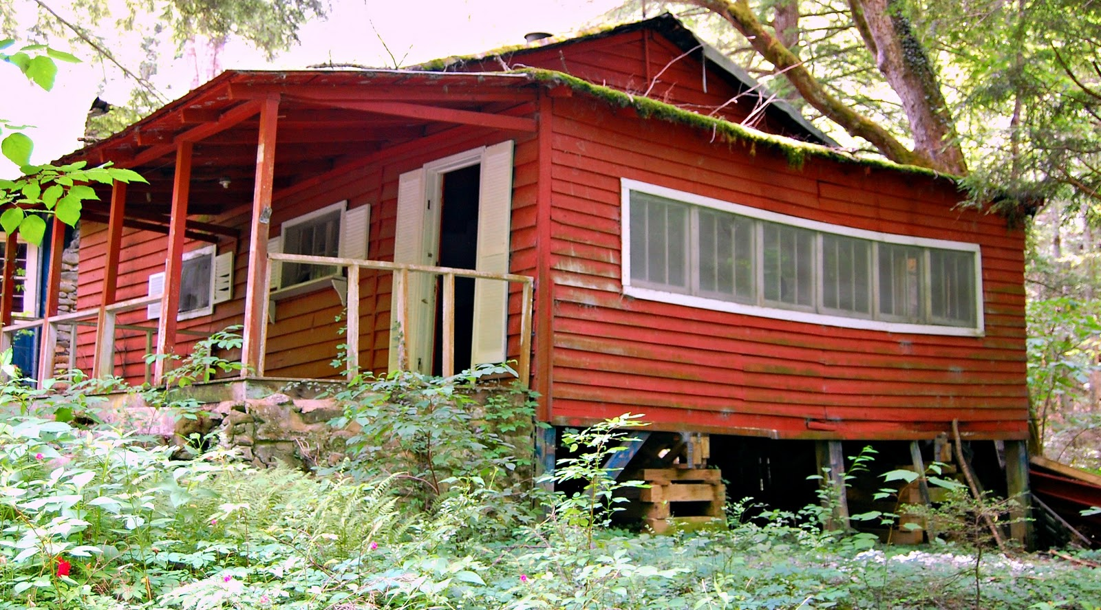 Serenity Cove  Historic Elkmont Part 1