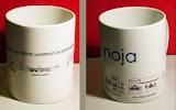 Tazas regalo con dibujos de arquitectura y paisaje