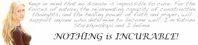 NOTHING IS INCURABLE