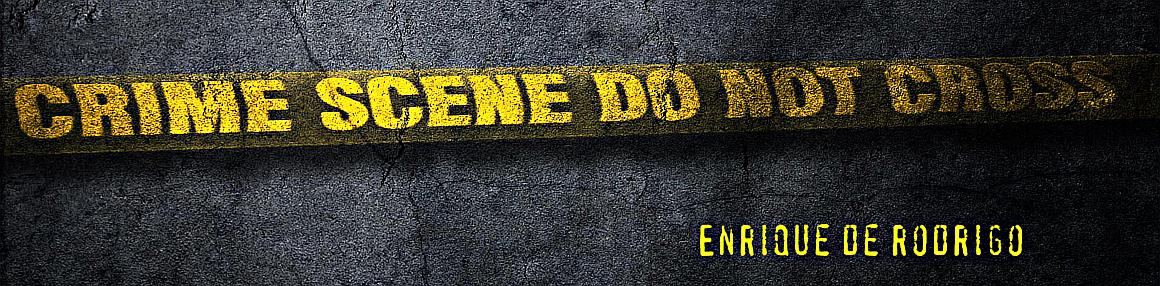 Enrique de Rodrigo | Silencio, se escribe un crimen