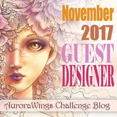November 2017 - Metallics - Challenge #61