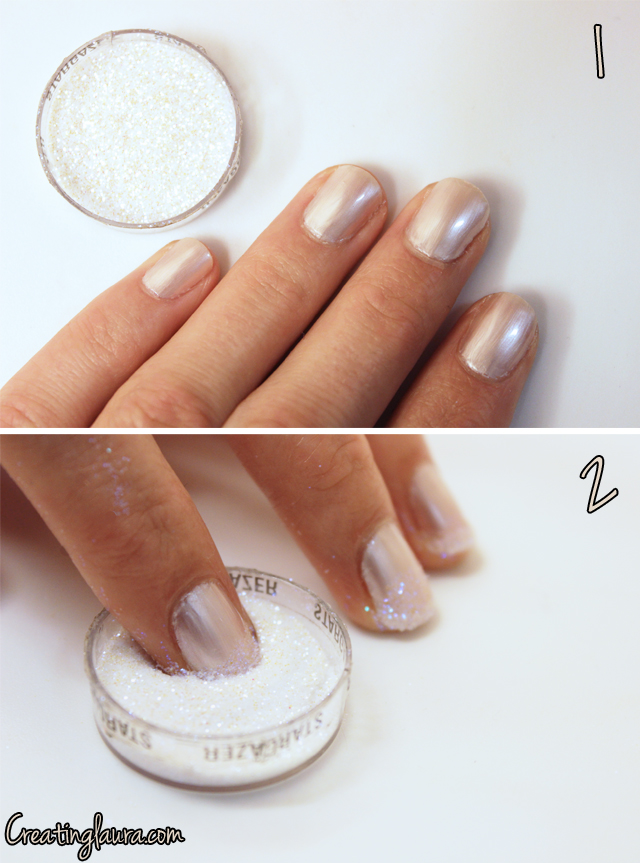 Creating Laura: New Year\'s Eve Nails