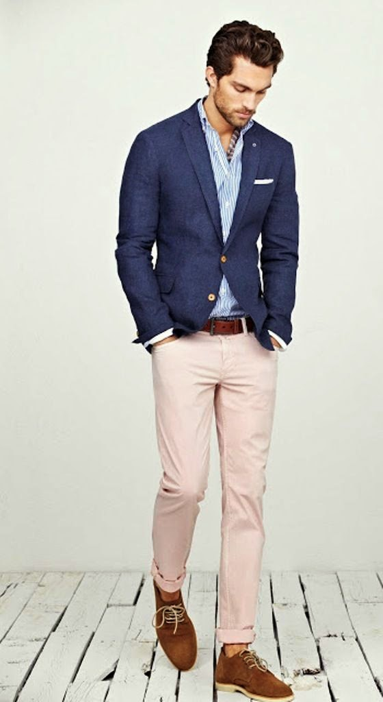 Gentle Mens Dressing Style Wonder World