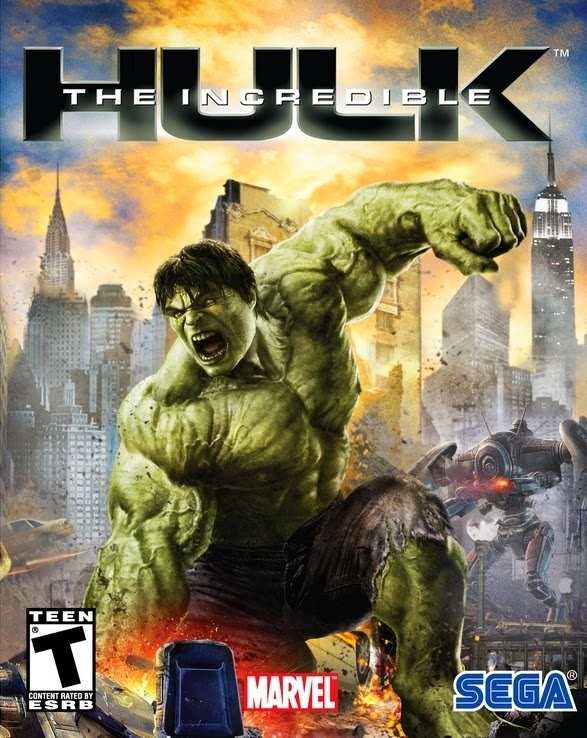 download incredible hulk 2008 game