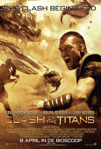 Clash of the titans (Furia de titanes) (2010) Español Latino