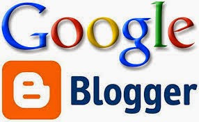 Google and Blogger Logo