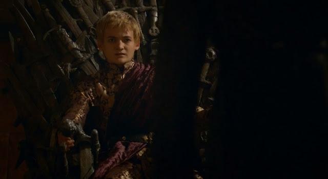 Tywin posición más elevada que Joffrey - Juego de Tronos en los siete reinos