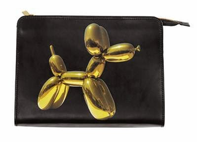 Jeff Koons for H&M collaboration