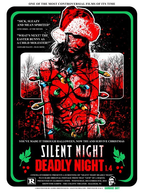 Special Christmas by Surfman: RINCÓN SURFERO-CANÍBAL: Silent Night, Deadly Night