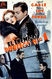 El enemigo público número 1 (1934) Descargar y ver Online Gratis