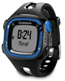 Garmin Forerunner 15 Large Black/Blue