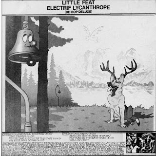 Little Feat's Electrif Lycanthrope bootleg