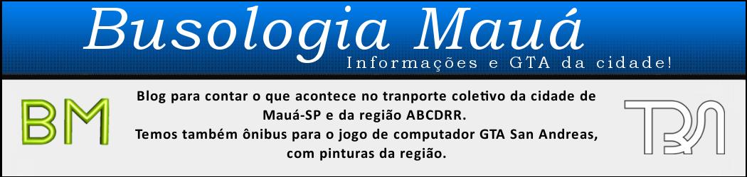 Busologia Mauá - Informações e GTA da cidade!