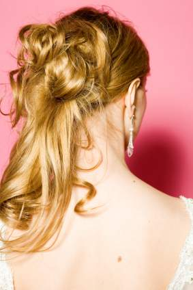 Prom Hairstyles Curly Updos