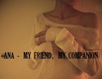 Ana, mi amiga, mi compañera