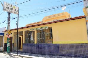 HOTEL PALMEIRA - Rua João Pinto Damasceno, 445 - Centro - Canindé/CE (85) 3343-0051