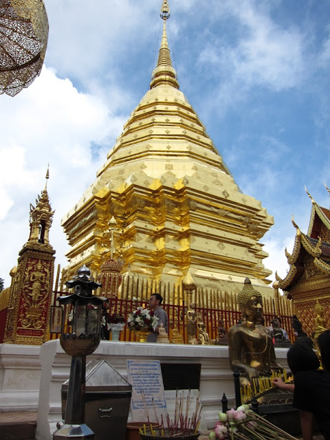 Temple Doi Suthep, Chiangmai