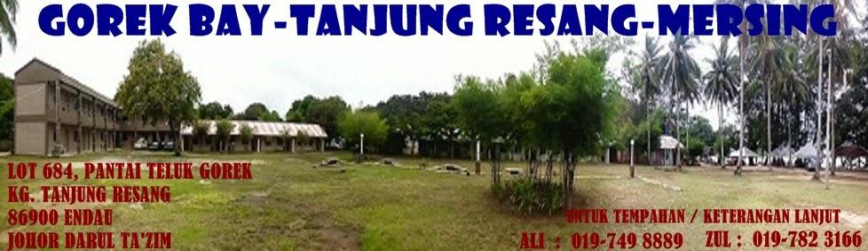 GOREK BAY-TANJUNG RESANG-MERSING
