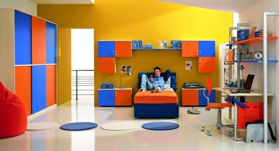 Coolest Kid Bedrooms Set Decoration Impressive Inspiration