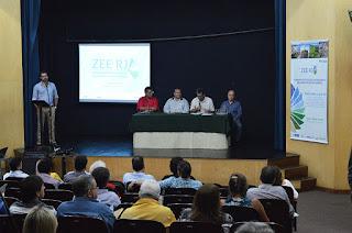 Consulta pública em Teresópolis sobre o projeto de Zoneamento Ecológico Econômico do Estado do Rio de Janeiro